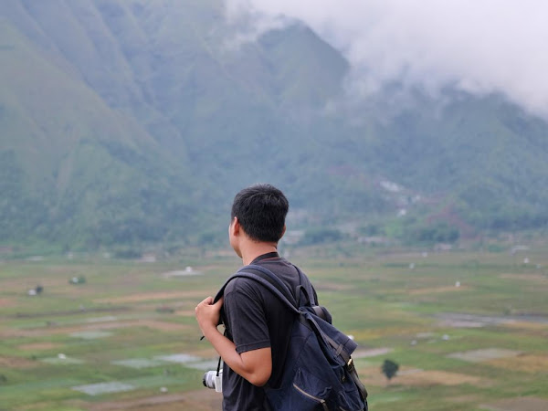 Yeay! Akhirnya Main Ke Lombok! Dan Tetap Update Saham Pastinya....