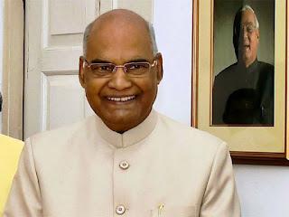 20 अक्तूबर को पटना आयेंगे राष्ट्रपति रामनाथ कोविंद, विधानसभा भवन के शताब्दी वर्ष समारोह में लेंगे हिस्सा