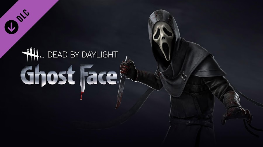 dead by daylight ghost face dlc scream pc ps4 xbox behaviour interactive