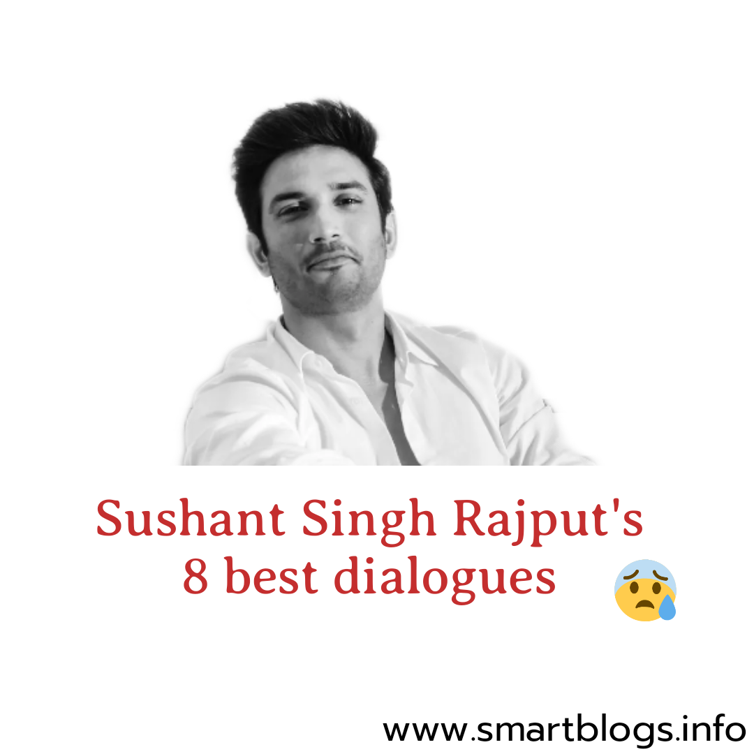 'Jis mehfil ne thukraya humko, kyun us mehfil ko yaad kare...': Sushant Singh Rajput's eight best dialogues