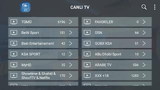 Activation Code ile Açılan apk / Tüm Spor ve TV Film Kanalları izleyin