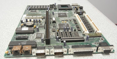 Motherboard LPX