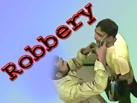 Punishment of Robbery