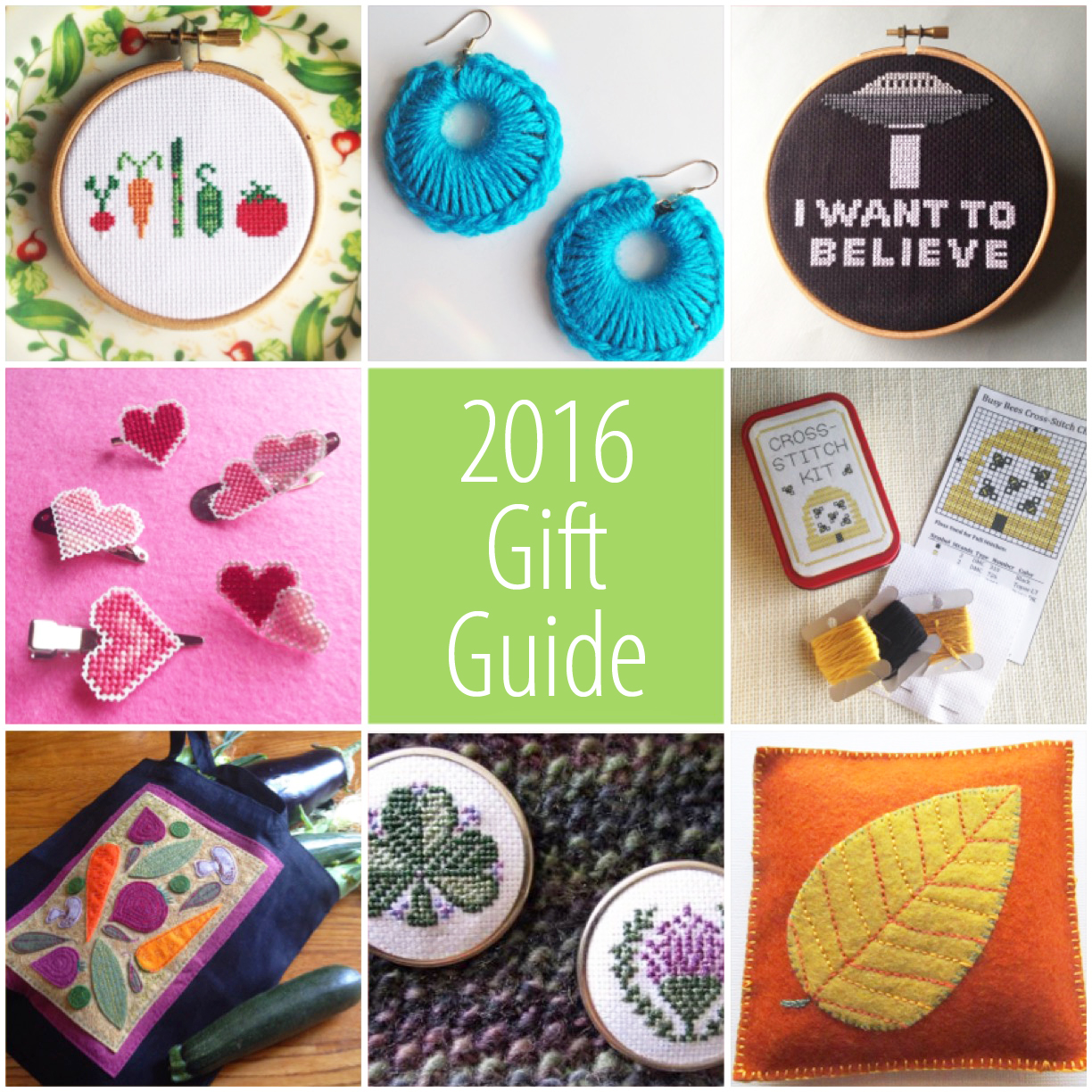 Kbb Crafts Stitches 2016 Holiday Gift Guide