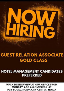 PVR Limited Noida, Uttar Pradesh Conducting Walk-in Interviews for the Position of Entertainment Host