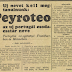 "Peyroteo no jornal húngaro ""Nemzeti Sport"", 22/04/1938"