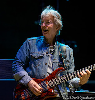 Phil Lesh Performing with Phil Lesh and Friends at Lock'n 2015