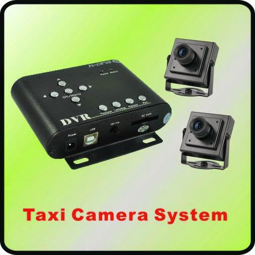 Taxi Camera System