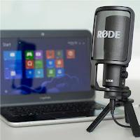 Microfono Rode NT-USB