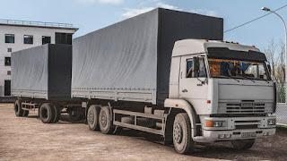 Truck Kamaz 54-64-65 ETS2 V1.30