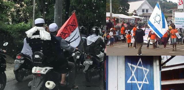 """""""Bendera Teroris Kok Berkibar di Indonesia, Tapi Bendera Tauhid Diringkus!"""""""