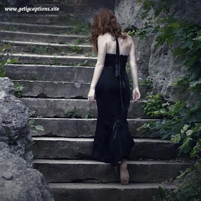 Black Dress Captions,Instagram Black Dress Captions,Black Dress Captions For Instagram