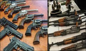 in what way fighters in Libya buy their weapons on facebook