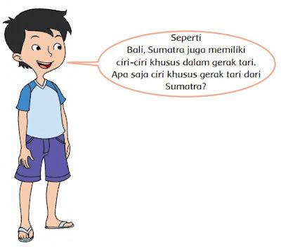 ciri khusus gerak tari dari Sumatra www.simplenews.me