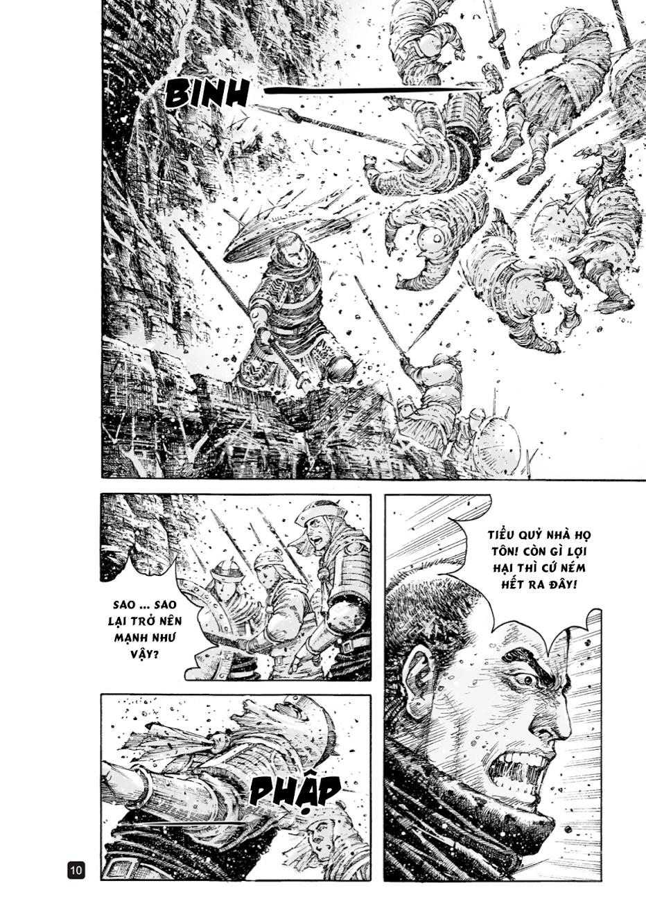 Hỏa phụng liêu nguyên Chương 528: Tào thị song hùng trang 10