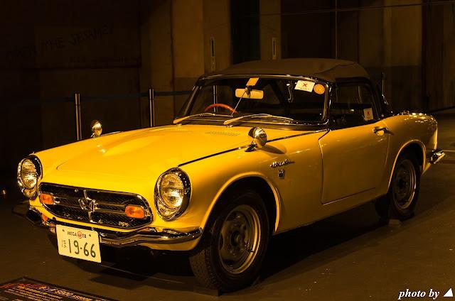 Honda S800, klasyczne roadstery, JDM
