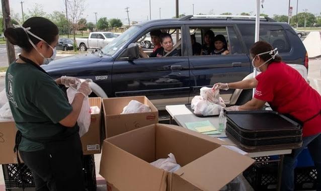 Universidade cristã doou 38.7 milhões de refeições a famílias durante a pandemia nos EUA