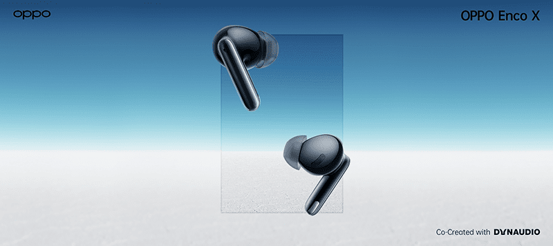 OPPO launches Enco X True Wireless Earphones, Watch RX, TV S1, and TV R1 series