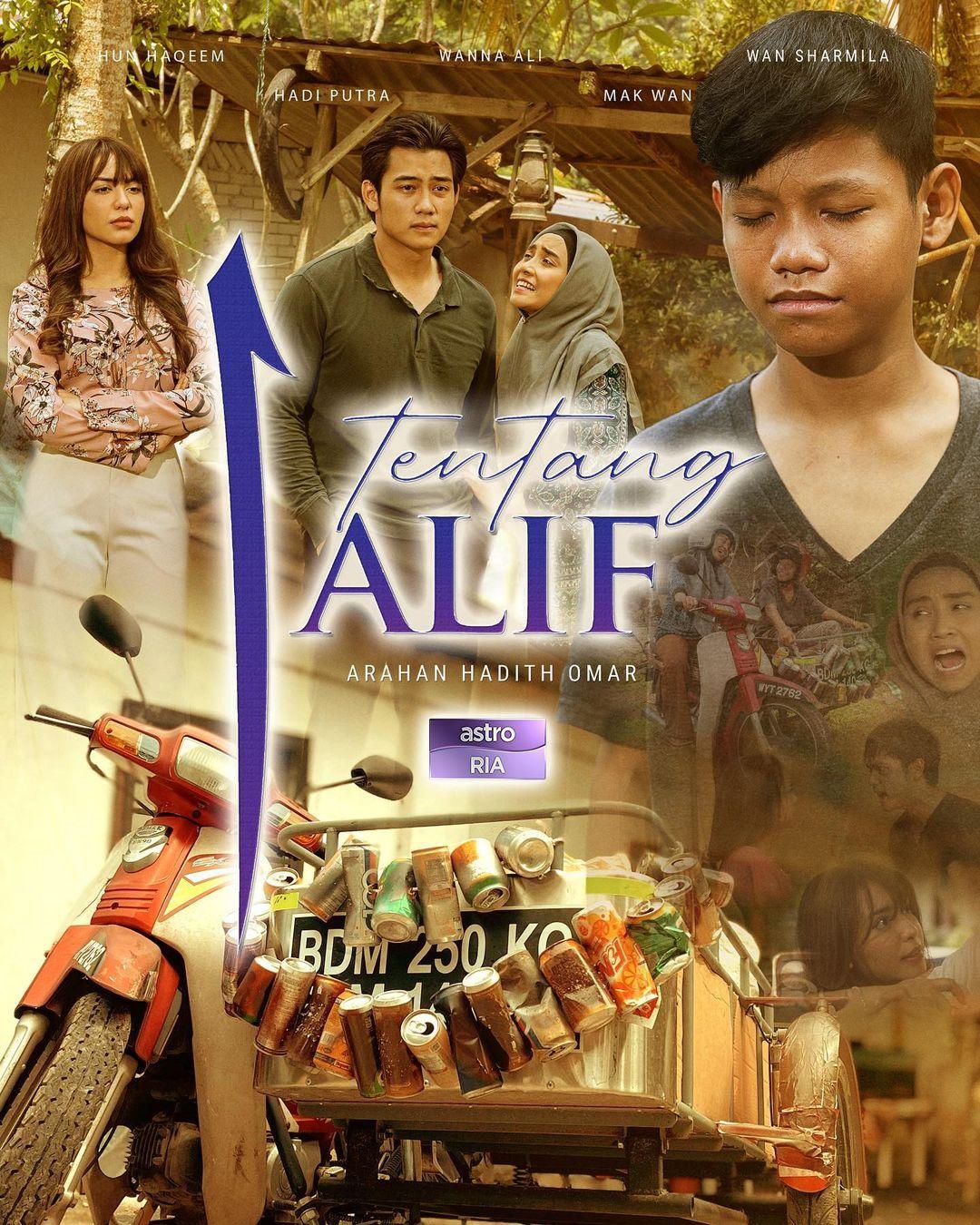 Telefilem Tentang Alif