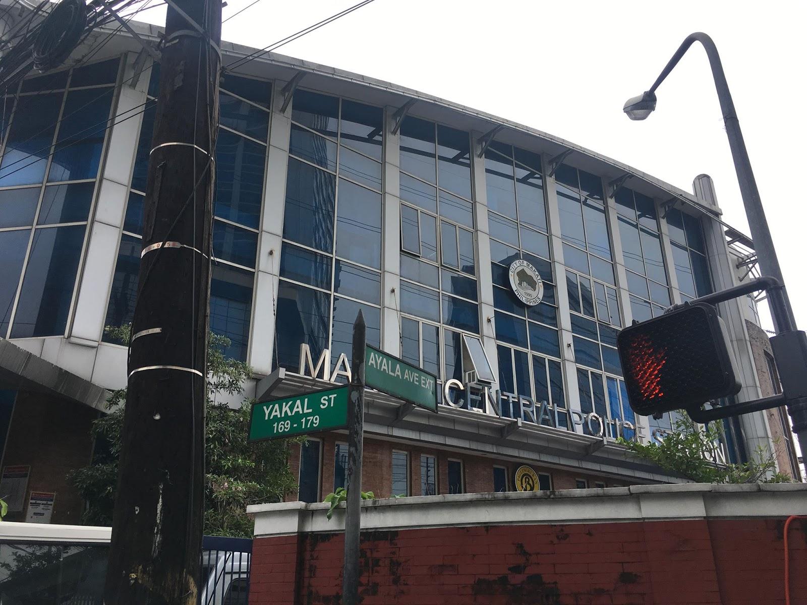 makati central police station