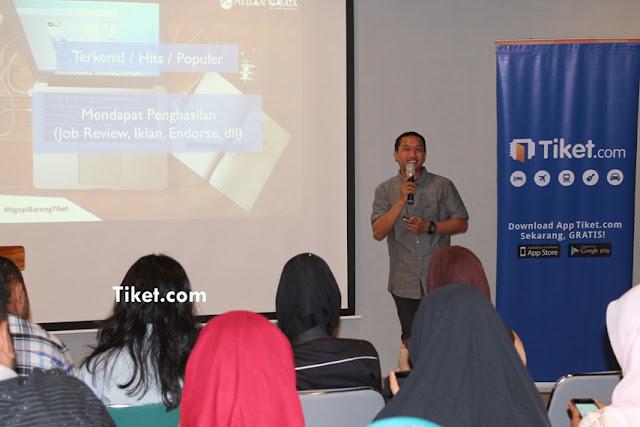 Serunya Ngopi Bareng Tiket.com di Medan