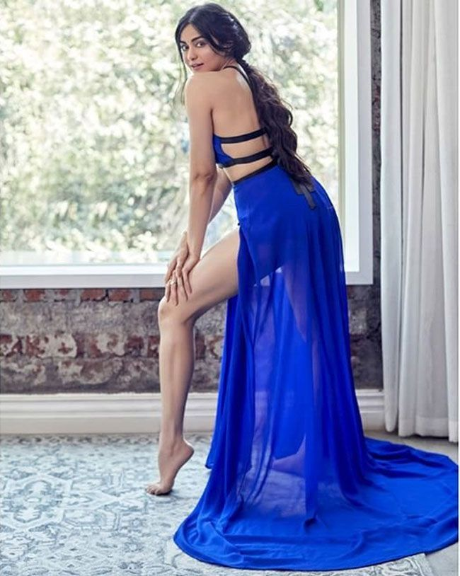 Actress Gallery: Adah Sharma Shared Latest Pictures on Instagram