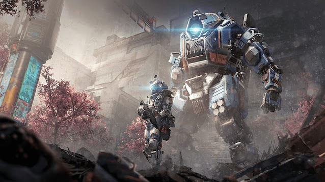 Imagem Titanfall 2 PC