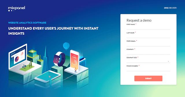 Landing Page Sample