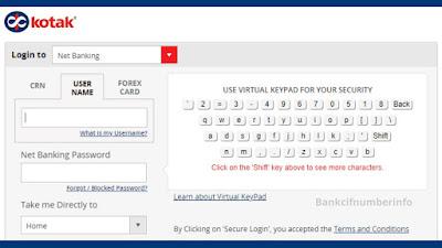 Kotak Mahindra bank statement download – Internet Banking