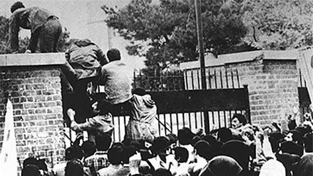 Kirk tanter blog iran 1979 a revolution that shook the for Consul getting started