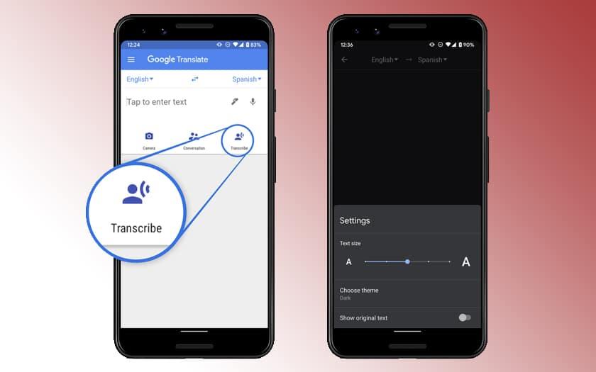 تطبيق ترجمة جوجل يدعم الآن ميزة النسخ الصوتي للترجمة الفورية تعرف على طريقة تفعيلها
