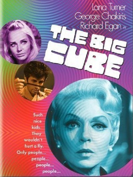 The Big Cube 1969 movieloversreviews.filminspector.com poster