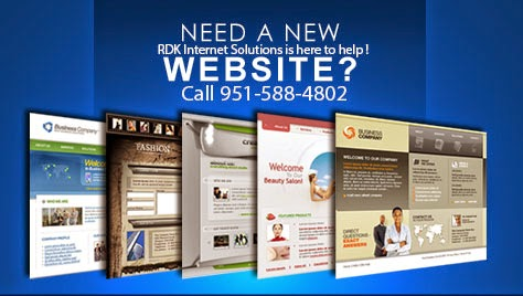 NEED A WEBSITE ? USE A LOCAL DESIGNER IN HEMET