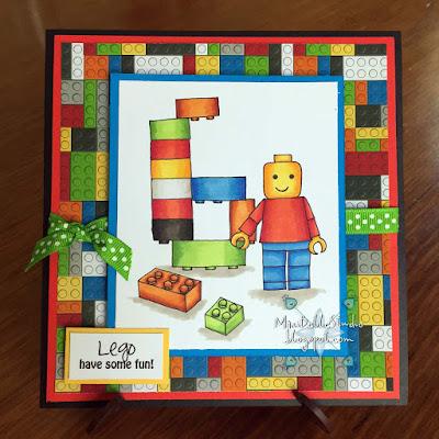 Free Dearie Dolls Lego 6