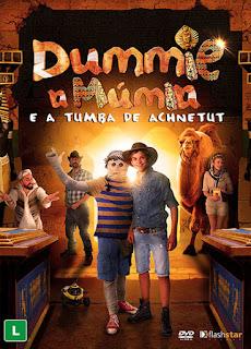 Dummie a Múmia e a Tumba de Achnetut - BDRip Dual Áudio