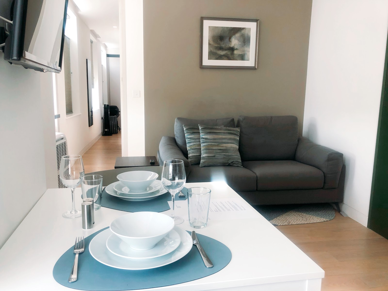 mirabilis apartments review, Mirabilis wells court hampstead, couples weekend in london