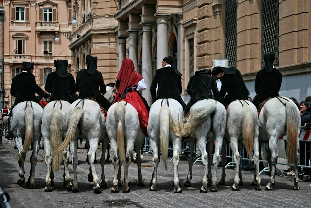 Cagliari taly Traditions