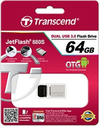 Transcend JetFlash 880 Online Recovery Tool