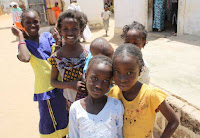 More than 60% of the population of Senegal is under the age of 25.
