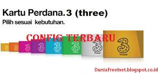 download config three