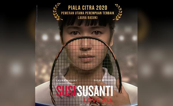 Susi Susanti: Love All (2019) WEBDL