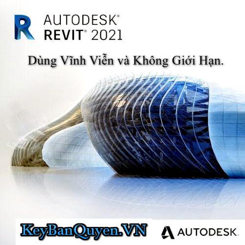 Bán key bản quyền Autodesk Revit 2017, 2018, 2019, 2020, 2021, 2022 Vĩnh Viễn.
