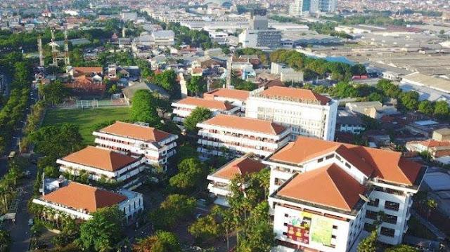 Pendaftaran Online Kampus Ubaya