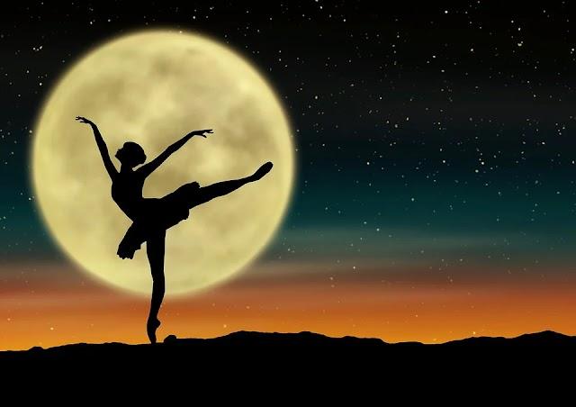 Une étoile danse