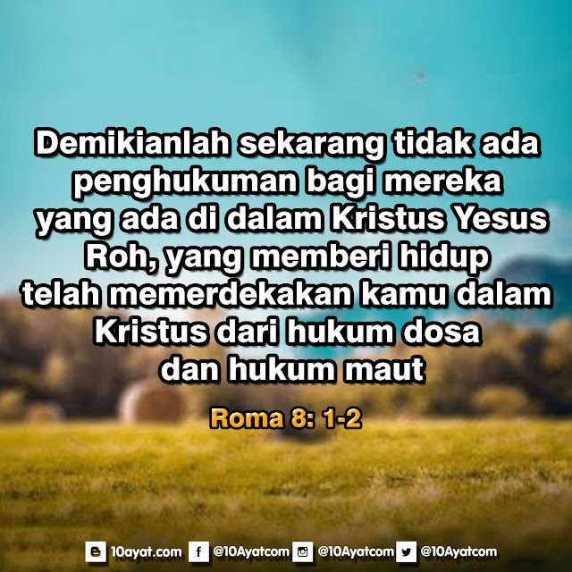 Roma 8: 1-2
