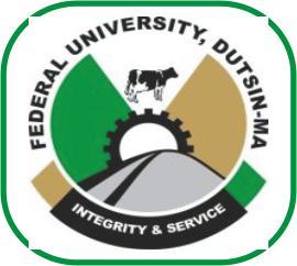 FUDMA B.Sc. Livestock Extension Programme Form 2020/2021