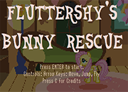 Fluttershy Bunny Rescue
