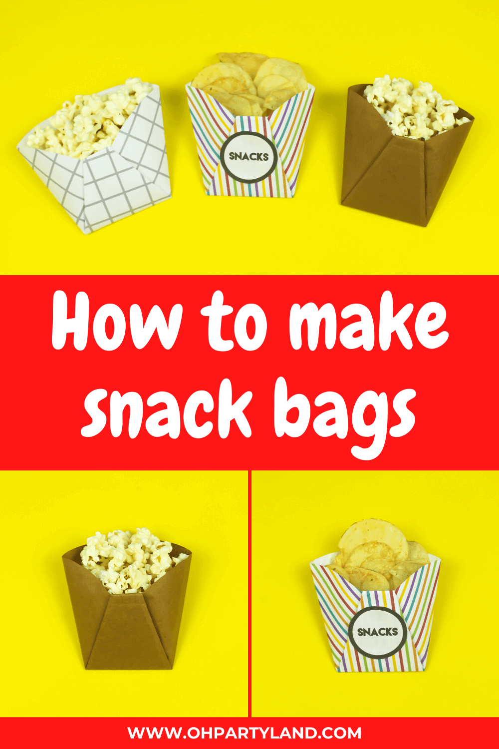 how-to-make-paper-snack-bags