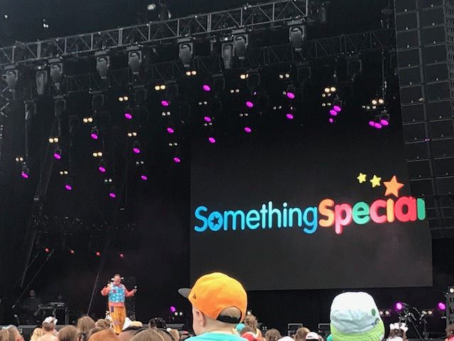 Cbeebies, Summer Social, Croxteth, Mr Tumble, Something Special
