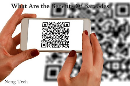 What Are the Benefits Of Barcodes?